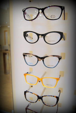 Store Page - Fairfield - Glasses Rack