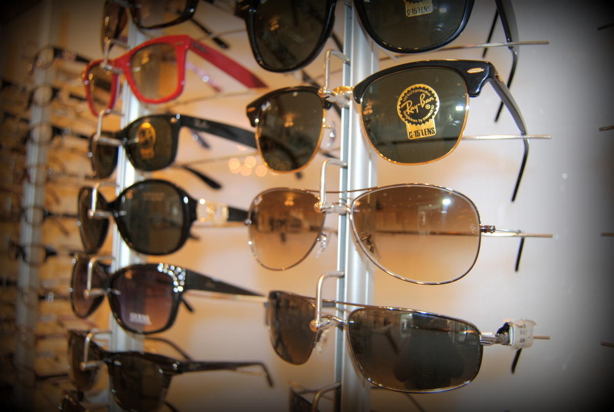 Store Page - Fairfield - Sunglasses