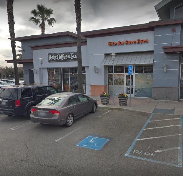 Store Page - San Ramon - Storefront