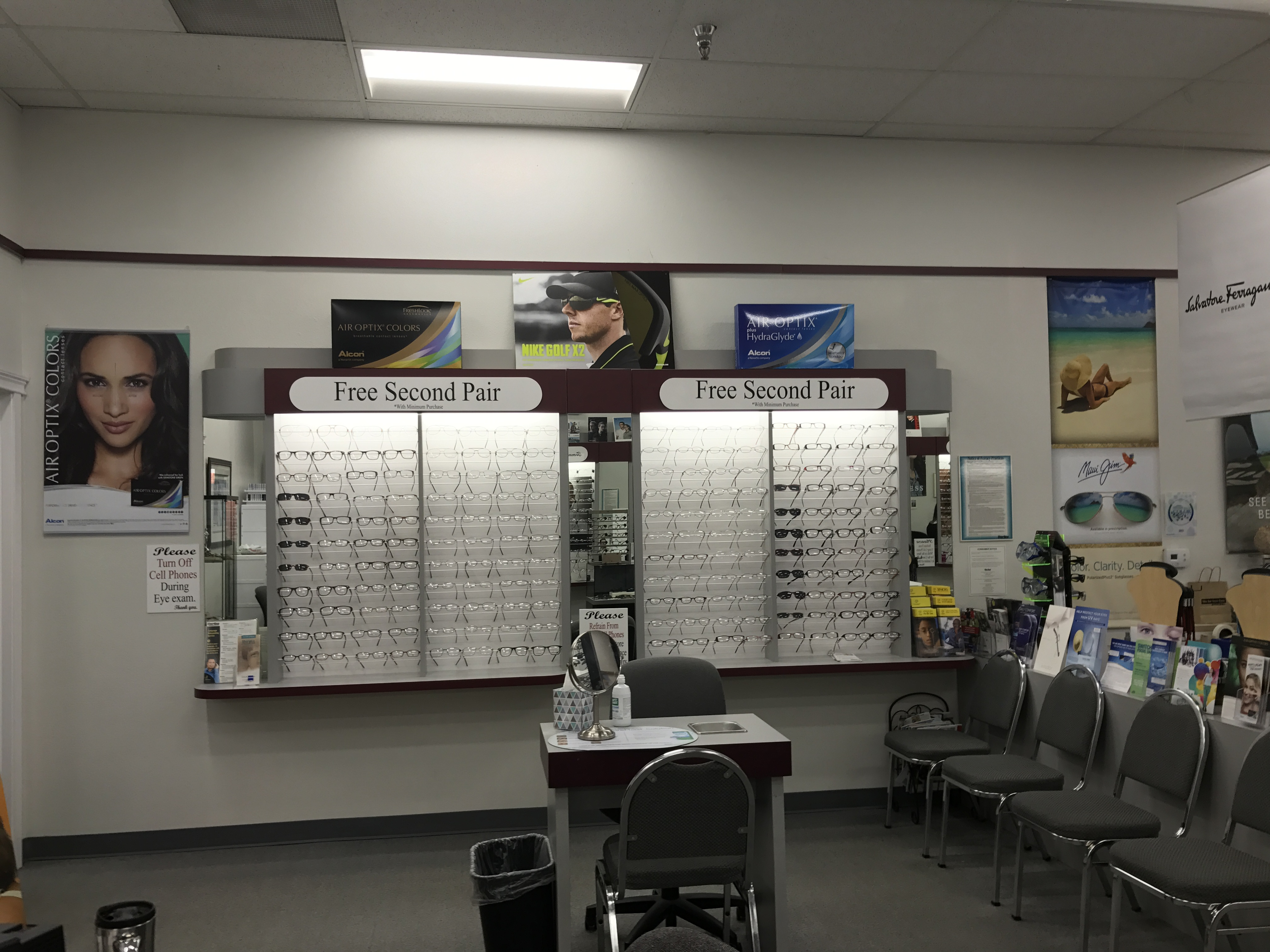 Store Page - Vacaville - Store Interior