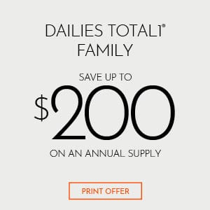 Dailies total 1 family save up to $200 on an annual supply
